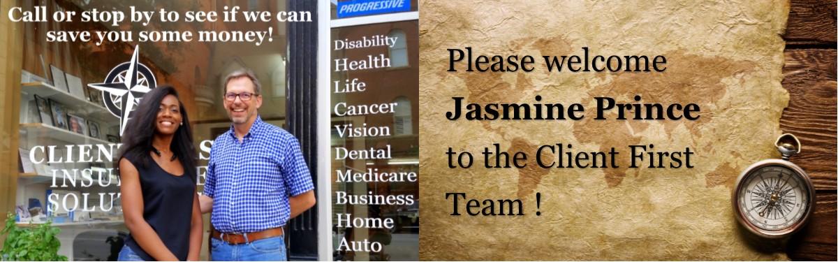 Welcome Jasmine Banner